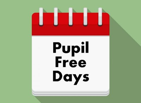 Pupil Free Day